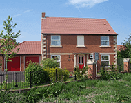 A detached property, Keynsham